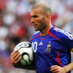 Biographie de Zinedine Zidane