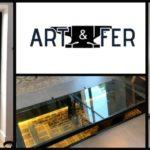 Art et Fer Shop : votre artisan expert en verrière d'intérieur