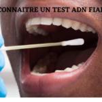 La procédure du Test ADN