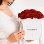 Roses éternelle en boite ou le plaisir de faire plaisir