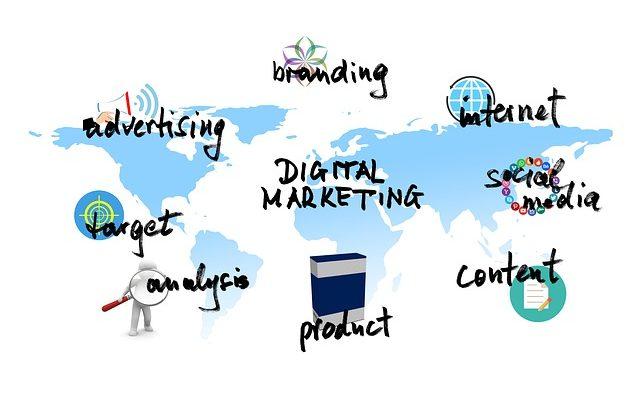 stratégies marketing digital