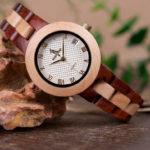La mode de la montre en bois