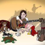 Comptines pour enfants : évoluer en s'amusant au rythme de la musique