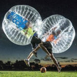 Le bubble foot Paris avec Sportigoo