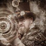 Chapeaux steampunk et vintages, accessoires et mode steampunk
