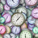 Quels types d'horloge sont disponibles ?